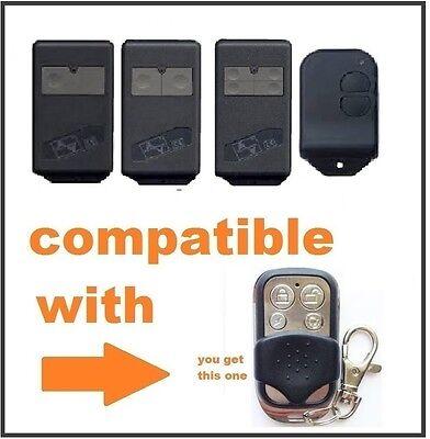 S429-2 klone ALLTRONIK S429-1 S429-4 S429-MINI Handsender ersatz