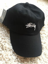 STUSSY DAD HAT STRAPBACK CAP BRAND NEW WITH TAGS!