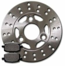 YAMAHA FRONT Brake Disc Rotor + Pads AXIS 90 (92-07)