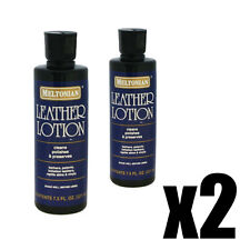 2PK ~ MELTONIAN MINK OIL Leather Lotion Cleaner Conditioner Polish Boot, Purse