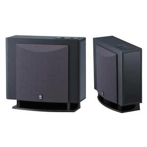 yamaha aktiv woofer fsw 100 70 watt kaufen auf. Black Bedroom Furniture Sets. Home Design Ideas
