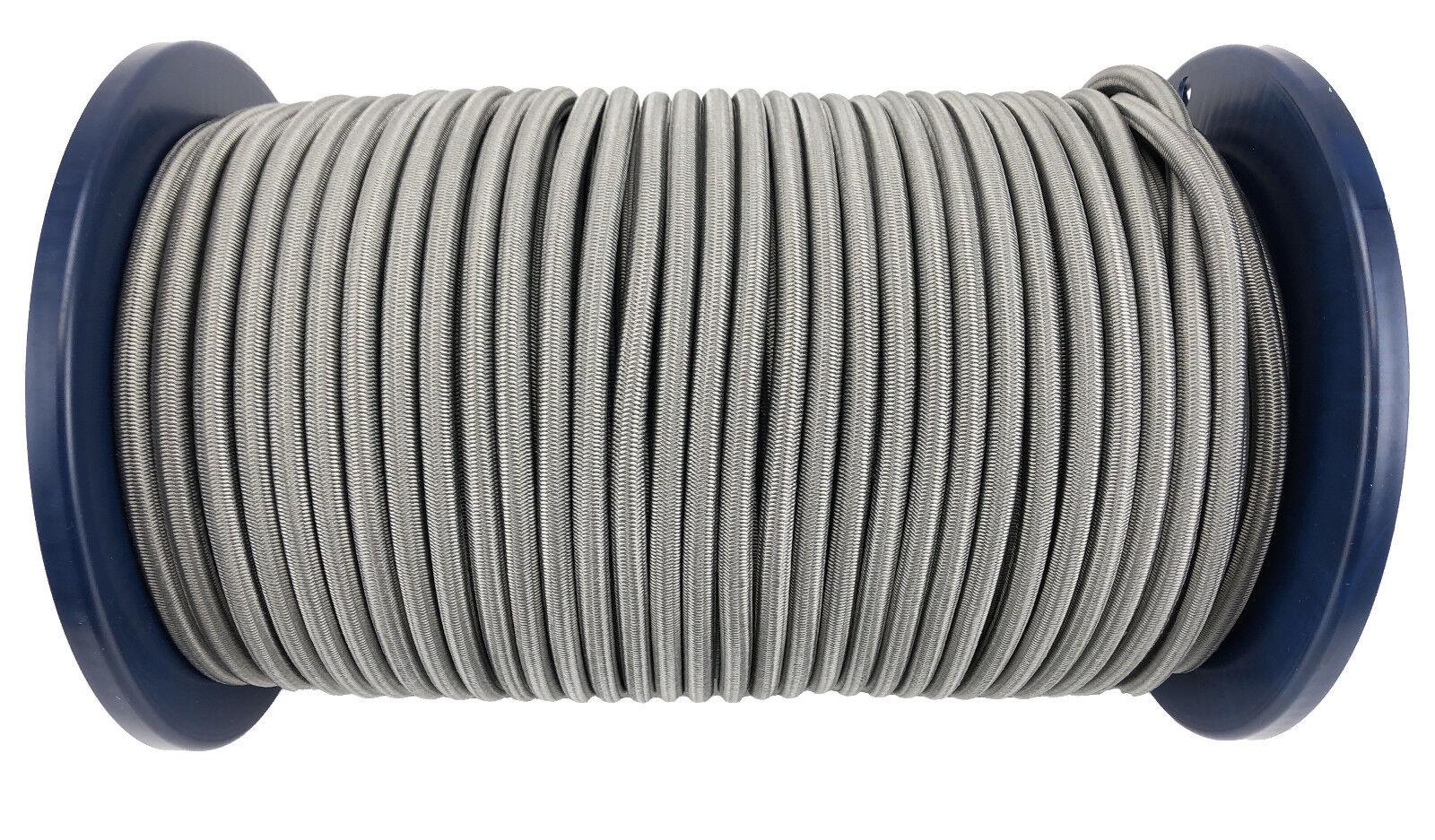 Weiterer Wassersport Krawatte Unten Heavy Duty 5mm Olive Elastischer Gummizug Seil X 40 Meter