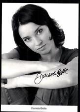 Daniela Bette  Lindenstrasse Autogrammkarte Original Signiert## BC 2606