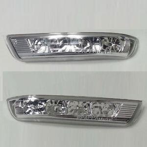 Hyundai Santa FE CM 2007-2012 OEM GENUINE Side Mirror Signal Lamp REPEATER Left