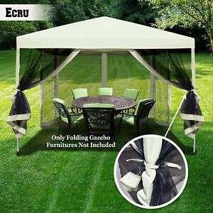 Image Is Loading Easy Pop Up Canopy Tent 10 039 X10