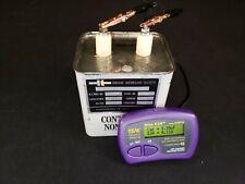 10uf Mfd 3kvdc High Voltage Oil Filled Energy Storage Capacitor Tested