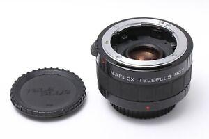 For-Parts-KENKO-N-AF-s-2x-TELEPLUS-MC-7-For-NIKON-JAPAN-201005