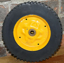 "8/"" X 1 3//4/"" Lawnmower Push Mower Drive Wheel #41 Chain 14 Tooth Sprocket"