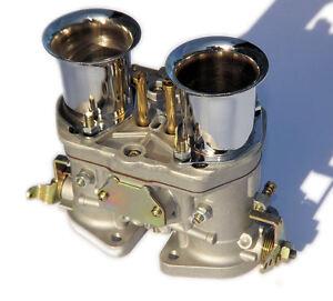 NEW-40-IDF-oem-carburetor-air-horns-replacement-for-Solex-Dellorto-Weber