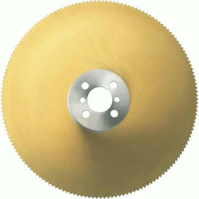 315 x 2.5 x 40 TIN COATED NEW INDUSTRIAL COLD SAW BLADE HSS M2 DMo5 STEEL