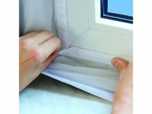 Aislamiento de ventanas para aire acondicionado móvil Trotec AirLock 200 4 m