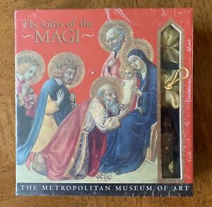 NEW-Metropolitan-Museum-of-Art-The-gifts-of-the-Magi-Book-amp-Gifts-MMA-Bufinch