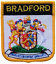 Bradford Shield Embroidered Patch