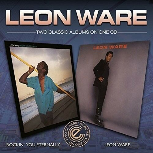 Leon Ware - Rockin' You Eternally / Leon Ware [New CD] UK - Import