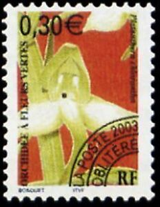 """Amical France Stamp Timbre Preoblitere N° 246 """" Orchidee Fleurs Vertes """" Neuf Xx Luxe"""