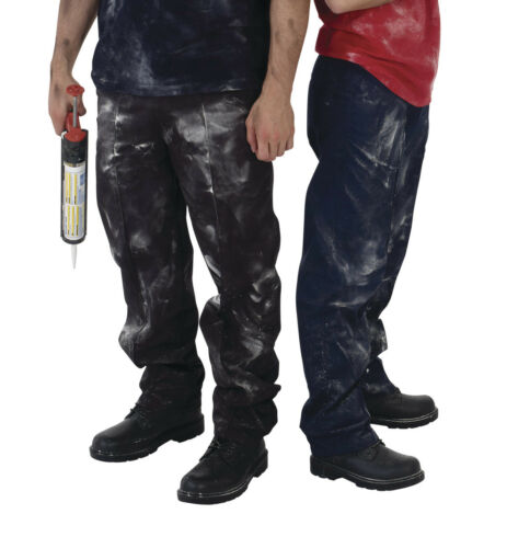 ULTIMATE CLOTHING COMPANY WORKWEAR HEAVYWEIGHT TROUSERS POCKETS SIZES REGULAR