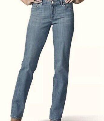 Lee Womens Legendary Regular Fit Straight Leg Jean