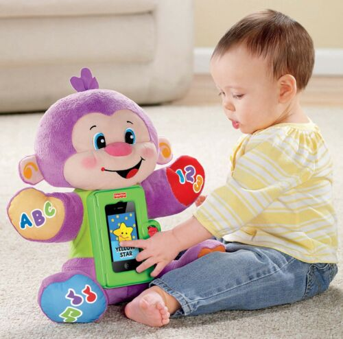 Fisher-Price Laugh and Learn Apptivity Monkey Fisher-Price