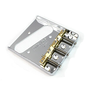 Wilkinson-Wtb-Tele-Guitare-Electrique-Pont-Chrome