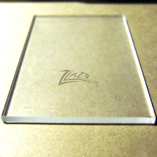 """8/"""" x 12/"""" x 1//4/"""" CLEAR Acrylic Sheet Plastic Plexiglass Shields Plaque 1"""
