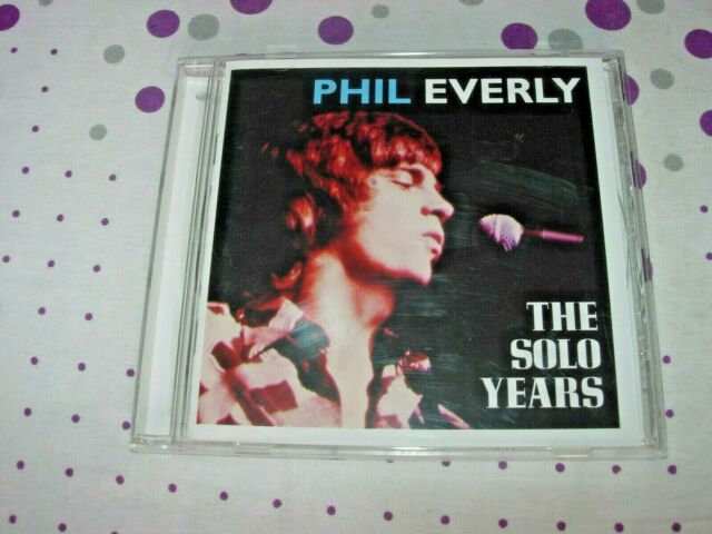 Phil Everly - The Solo Years (CD)