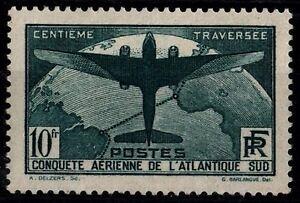 ATLANTIQUE-SUD-vert-Neuf-Cote-375-Lot-Timbre-France-321