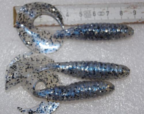 Relax Twister 9cm blueperl mit Glitter