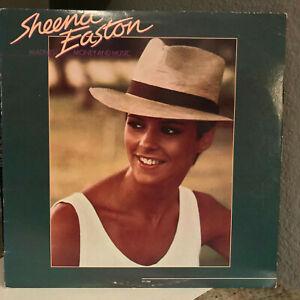 "SHEENA EASTON - Madness Money And Music - 12"" Vinyl Record LP - EX"