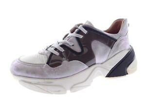 Mjus Damen Schuhe Sneaker Laufschuhe Freizeitschuhe Gr 39 Weiß Kombi