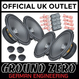 BMW-E46-Saloon-580-Watts-Component-Front-Door-amp-Rear-Shelf-Car-Speakers-Kit