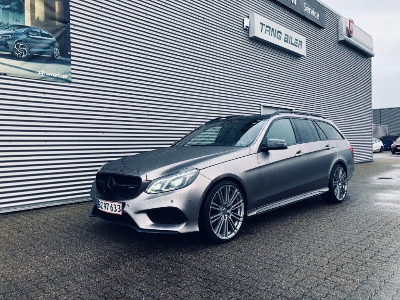 Mercedes E350 3,0 BlueTEC Avantgarde stc. aut. 5d - 299.900 kr.