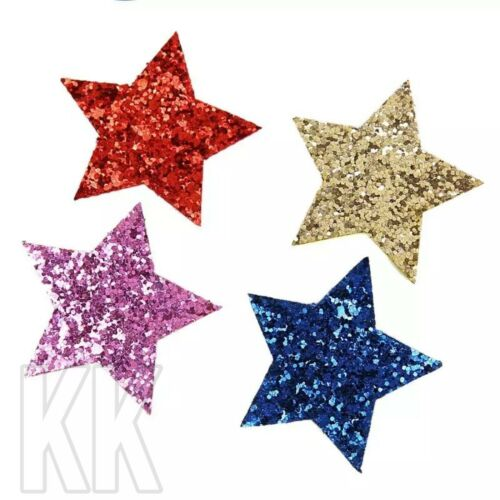 5//1 Star Butterfly Hair Clips Snaps For Girls Baby Kids Head Accessories Gift uk