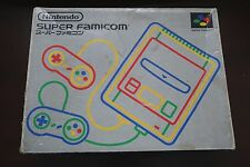 Super Famicom SFC Console boxed Japan SNES System US seller