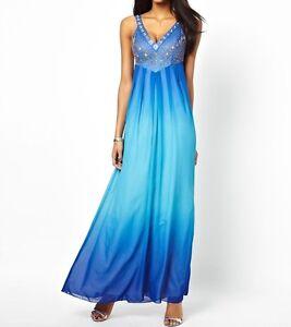 Little-Mistress-ASOS-Ombre-V-Neck-Tribal-Embellished-Maxi-Party-Dress-8-36