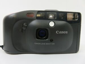 Canon-Sure-Shot-Ace-Prima-35mm-Film-Point-amp-Shoot-vintage-camera