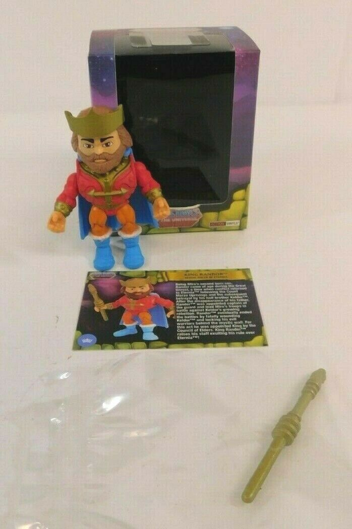 LOYAL  SUBJECTS MASTERS OF THE UNIVERSE VINYL WAVE 2 re ReOR CHASE 1 96 MOTU  vendite calde