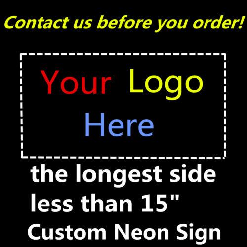 Gift Real Glass Neon Sign Handmade Decor Custom Store Display Wall Beer