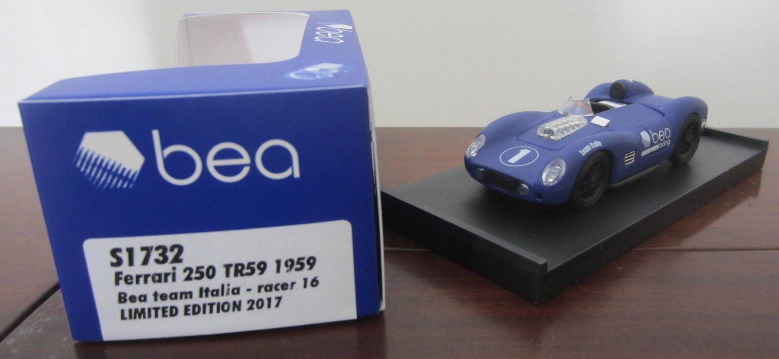 671. Brumm Promo Exclusive S17 32 Ferrari 250 TestaRossa TestaRossa TestaRossa TR59 Bea Italia MB 1 43 f07a3d