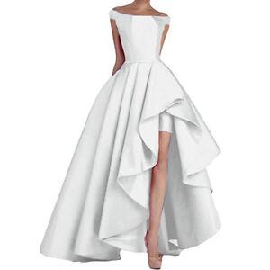 2018-Satin-Split-Off-Shoulder-Prom-Evening-Dress-for-A-Line-Satin-Formal-Gown