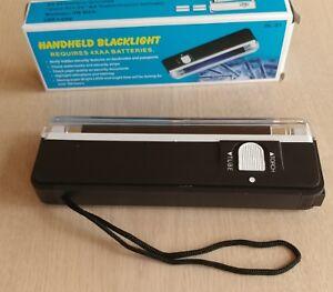 VERIFY-POSTAGE-STAMPS-TAGGING-LW-Tube-UV-BLACK-LIGHT-amp-FLASHLIGHT-365-nm-4w