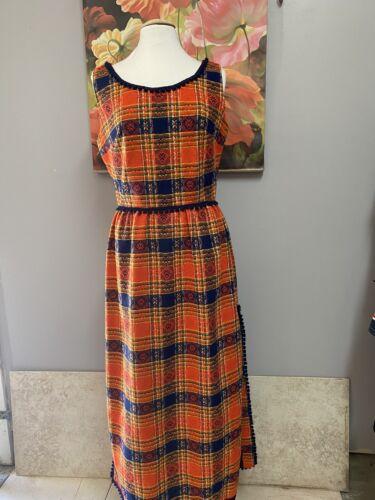 Vintage Parade New York Sheath Dress Tweed multi c
