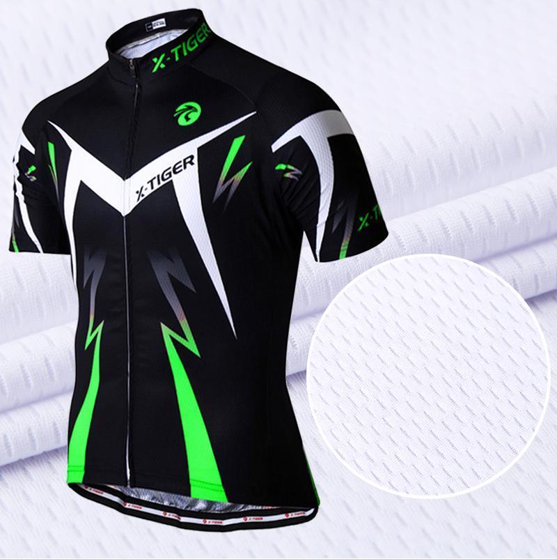Summer Cycling Jersey Set Mountain Bike Clothing Wear Maillot Men Cycling Set