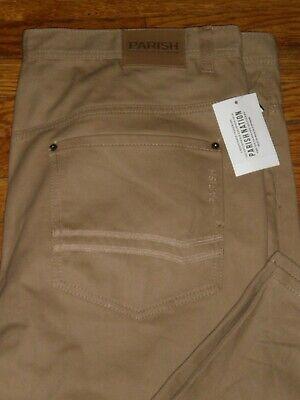Parish Nation Burgundy Casual Pants