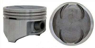 DISH TOP PISTONS AND RING SET 8 Fits 1970-1991 Jeep 5.9L 360 OHV V8 16V