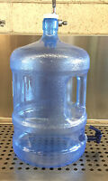 5 Gal Gallon Quality Pvc Plastic Handle Drinking Water Bottle With Spout/valve