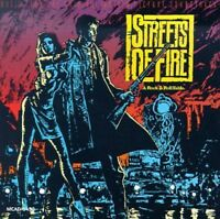 Streets Of Fire - Various Artists (1988, CD NEUF)