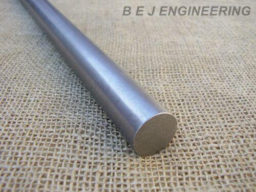 EN 1A Rod Bright Mild Steel Round Bar 24mm dia 1000mm long
