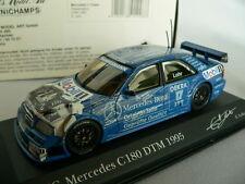 MINICHAMPS AMG MERCEDES C-KLASSE DTM 1995 #17 ELLEN LOHR AMG ZAKSPEED, NEU+OVP