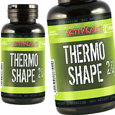 ActivLab 180 Caps Thermo Shape v2.0 Fat Burner - Slimming, Weight Loss T5 Pills