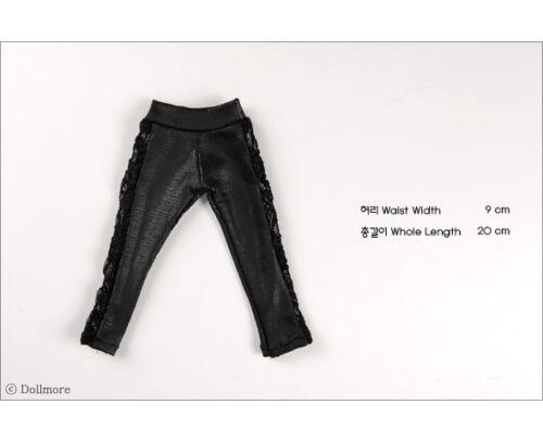 """Jinsang Pants Dollmore  1//3 BJD 22/"""" doll clothes   SD SIZE Black-II"""